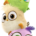 angry birds cria de aves pelicula
