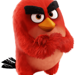 angry birds red pelicula