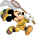 mickey mouse clipart safari 11