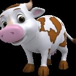 vaca perro chocolo