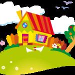 vinilo infantil la granja de pepe 5115