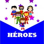 Imágenes de Héroes PNG