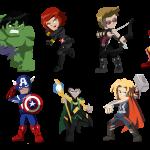 avengers by sketch nazi d5dqk8x