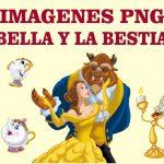 Imágenes de La Bella y la Bestia PNG