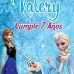 Video Invitación de Frozen en PowerPoint