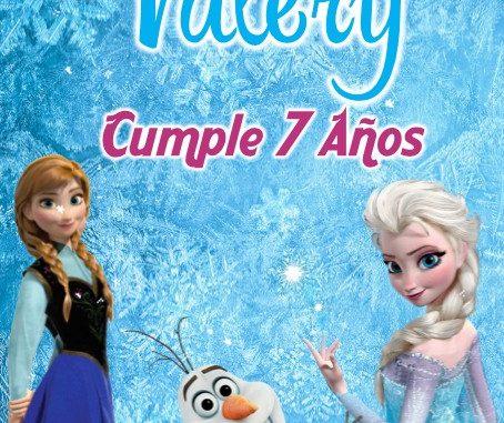 Video Invitación De Frozen En Powerpoint Mega Idea