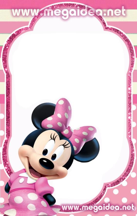 Fondo Minnie Mouse01 Mega Idea