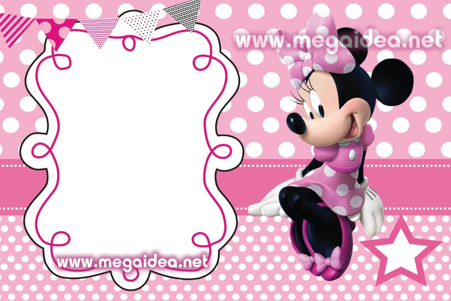 Fondo Minnie Mouse02 Mega Idea