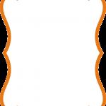 Marco Megaidea Naranja