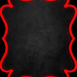 marco invitacion negro rojo 1