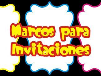 marcos invitaciones