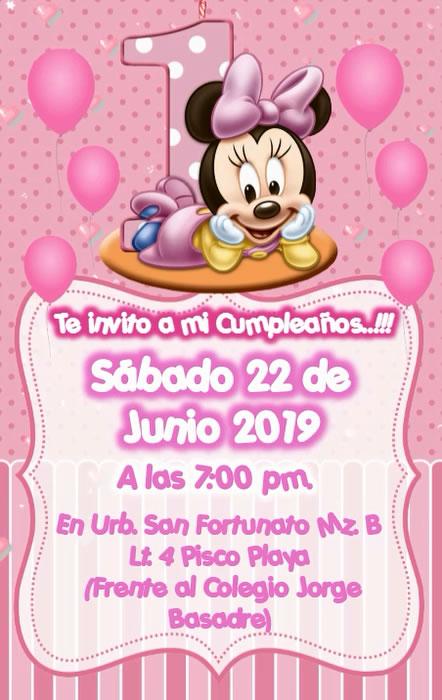 aplicacion para hacer invitaciones infantiles gratis