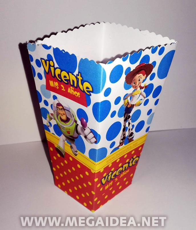cajita popcorn toy story1