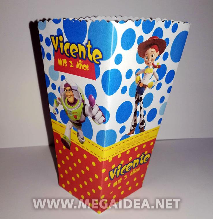 cajita popcorn toy story2