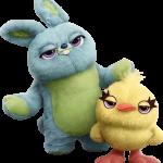 Ducky y Bunny