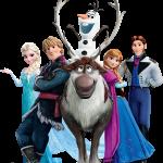 Frozen portada