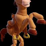 Toy story megaidea caballo18