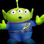 Toy story megaidea marsianito10