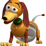 Toy story megaidea perro resorte49