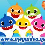Imagenes PNG de Baby Sharks