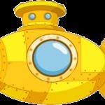 submarino baby shark