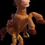 toy story caballo clipart tiro al blanco