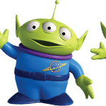toy story clipart marcianitos