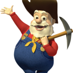 toy story clipart personaje