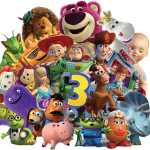 toy story clipart personajes