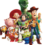 toy story clipart personajes 1
