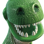 toy story clipart rex