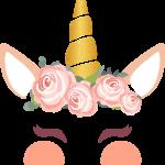 unicornio cabeza