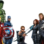 Avengers Free vengadores