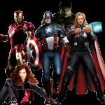 Avengers vengadores