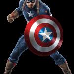 Capitan America Render