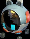 Robo Transparente