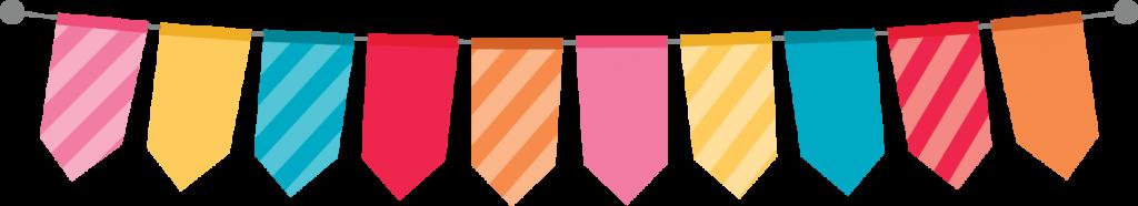 Resultado de imagen de Banderines