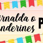 Imágenes PNG Guirnalda o Banderines