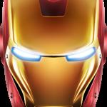 cabeza iron man
