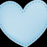 corazon lluvia de amor