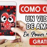 Como crear un Video de Amor en Power Point