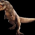dinosaurio sin fondo
