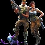 gamer clipart fornite