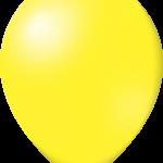 globo amarillo