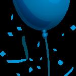 globo azul 1