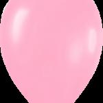 globo rosado bebe