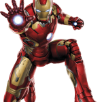 iron vengador