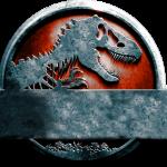 logo jurassic world park