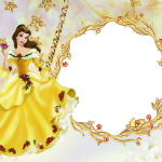 marco fondo princesa