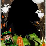 marco foto Halloween666